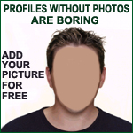 Image recommending members add Tall Passions profile photos